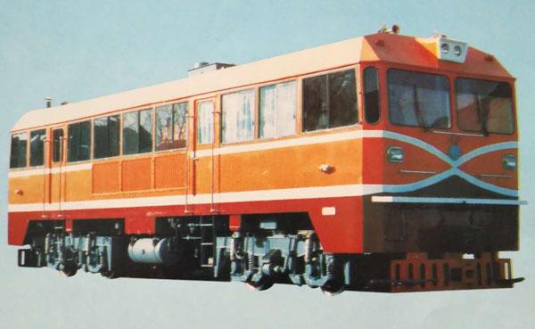 GCY300轨道车