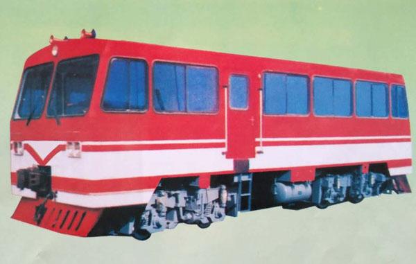 GCY213四轴轨道车