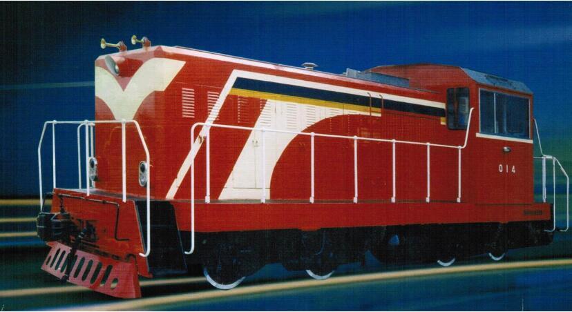 JMY279(380)液力传动准轨内燃米乐游戏大厅手机版