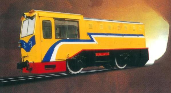 SQ隧道牵引车